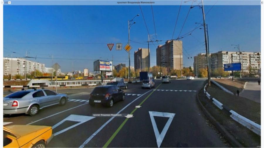 Круговое движение схема проезда фото 454