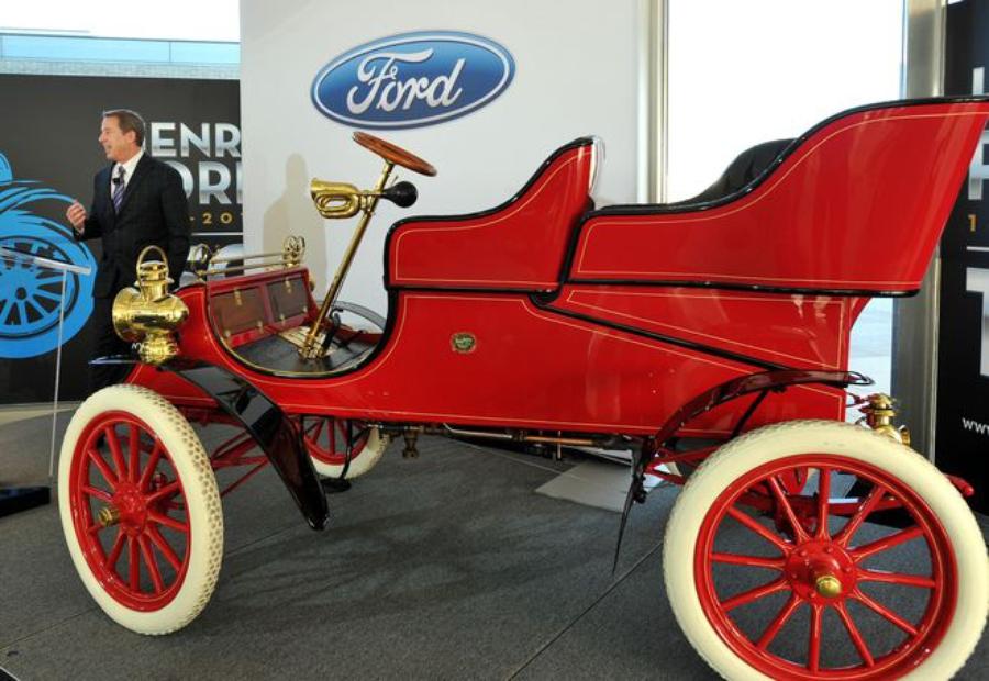интересные факты про ford