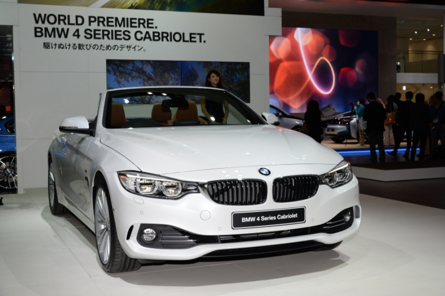 BMW 4 Series Cabriloet
