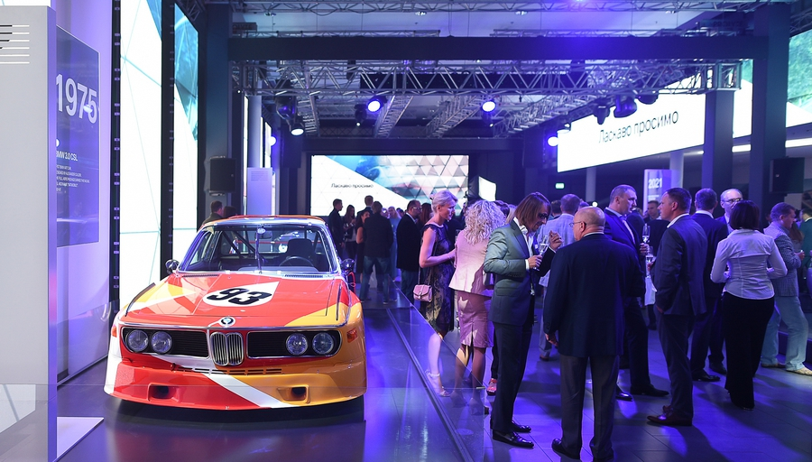 BMW 3.0 CSL AWT Bavaria Art cars