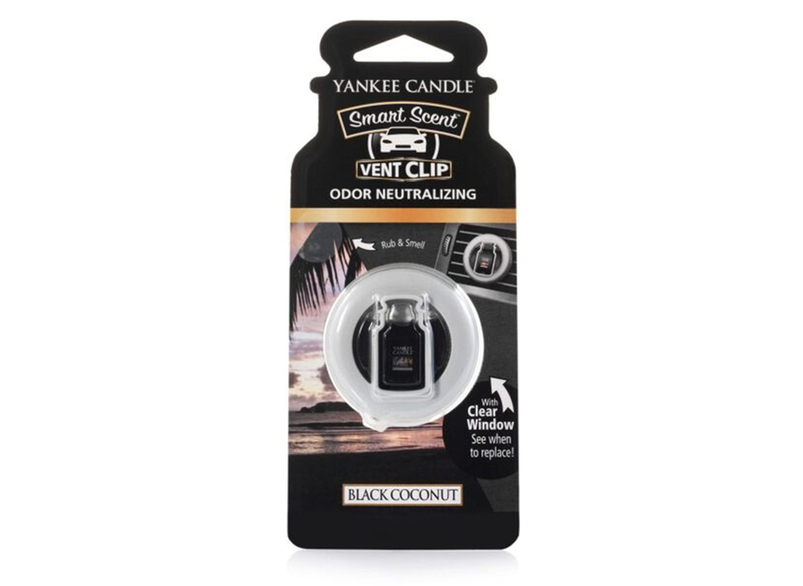 Yankee Candle Gel Car Jar Ultimate Hanging Air Freshener