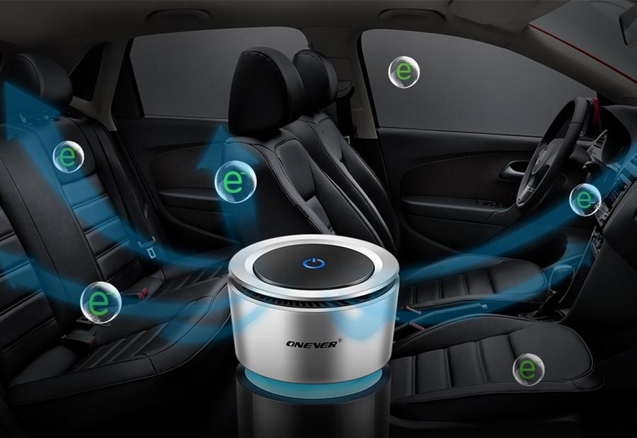 Onever car air purifier