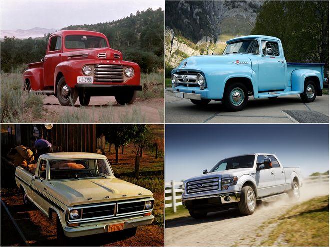 Ford F-серии.